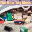 5 Tips for Organizing the New Toy Mess