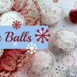 Rum Ball Cookies – No Baking Required