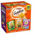 WOW! Pepperidge Farm Goldfish Variety Pack Bold Mix, (Box of 30 bags)! FREE Prime Shipping!