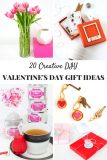 20 Awesome and Creative DIY Valentine's Day Gift Ideas