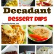 Decadent Dessert Dips to Satisfy ANY Sweet Tooth