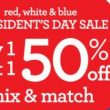 Toys'R'us President's Day Sale! Buy 1 Get 1 50% Off Toys!