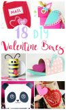 Adorable!  18 DIY Valentine Boxes to Make