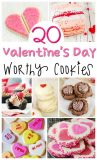 20 Valentine's Day Worthy Cookies to LOVE